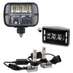 Lampes et phares de conduite