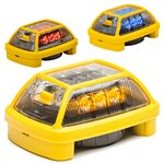Battery-operated emergency lights