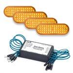 Strobe light power module