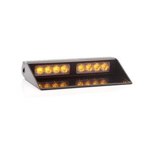 Module de lumières DEL jaune ProSignal pour tableau de bord avec prise briquet