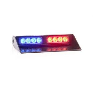 Module de lumières DEL rouge et bleu ProSignal pour tableau de bord avec prise briquet