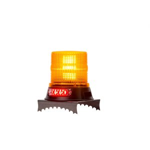 PROSIGNAL - BEACON B117 - MAG. BATTERIE - AMBRE / ROUGE