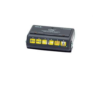 Module de contrôle à relais (6 sorties) de Zone Technologie avec clavier intégré pour contrôler une barre de Type Torrent ou Legion