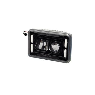 PROSIGNAL - LED HEADLIGHT (LOW) 30W-6000K DOT - 4x6