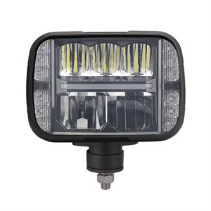PROSIGNAL - LED HEADLIGHT 2x (SNOW PLOW) 60W DOT - 5x7