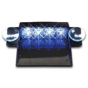 Module 4 DEL bleu pour tableau de bord de ProSignal avec prise cigar