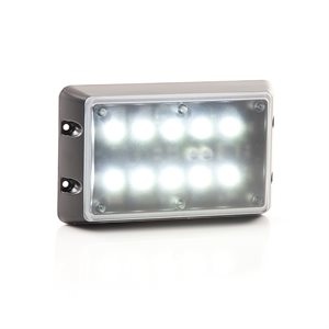 Scene Light for vehicle with10 LED and 45 degree angle mounting option